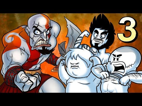 Oney Plays God of War WITH FRIENDS - EP 3 - Ghost of Sweden