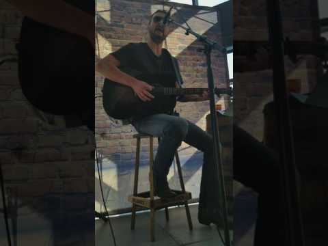 Eric Church - Old Testament Me *New Song* (6/9/2017) Nashville, TN