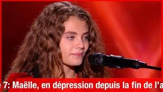 The Voice 7: Maëlle, en dépression depuis la fin de l'aventure ?