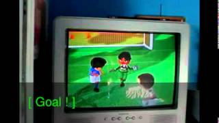 Fifa 09 All Play (Mii) Super-Goal