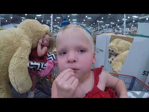 COSTCO SHOPPING TRIP-IS THEIR VLOGGING LIFE AFTER HAWAII