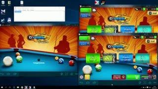 типа ВЗЛОМ 8 ball pool Как выиграть в лиге 100%