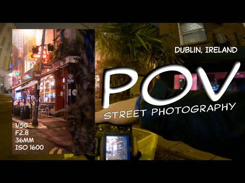 50 mins Relaxing POV Photography in Dublin