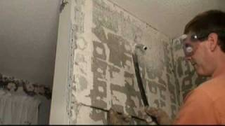 Removing Backer Board from Shower Stall Video