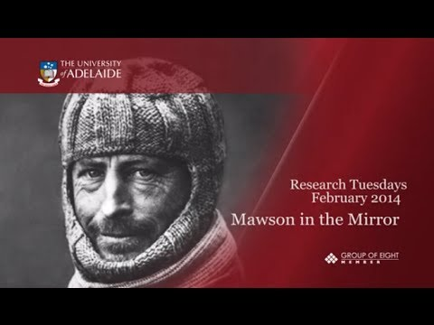 Mawson in the Mirror - Research Tuesdays February 2014