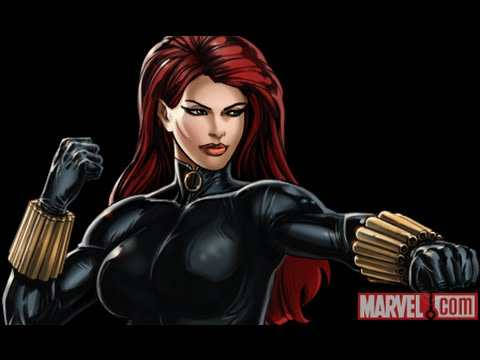 Voice Acting Did You Know: Black Widow