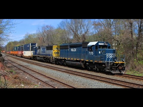 Railfanning Shared Assets 4/25/2015: Foreign Power, Epic Q190-24, Nice Power & More!