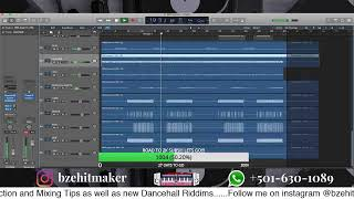 """1k SUBS!! Trap Vocals in Logic Pro X """"Right Back""""  - Hater Proof 
