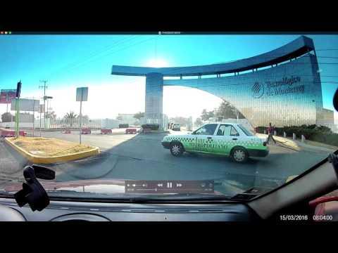 Taxi se pasa alto 15/03/16