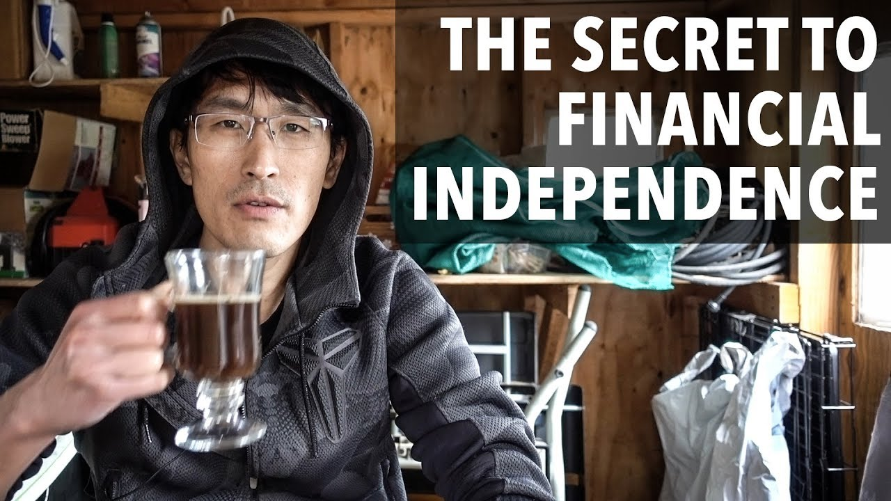 The secret to Financial Independence (