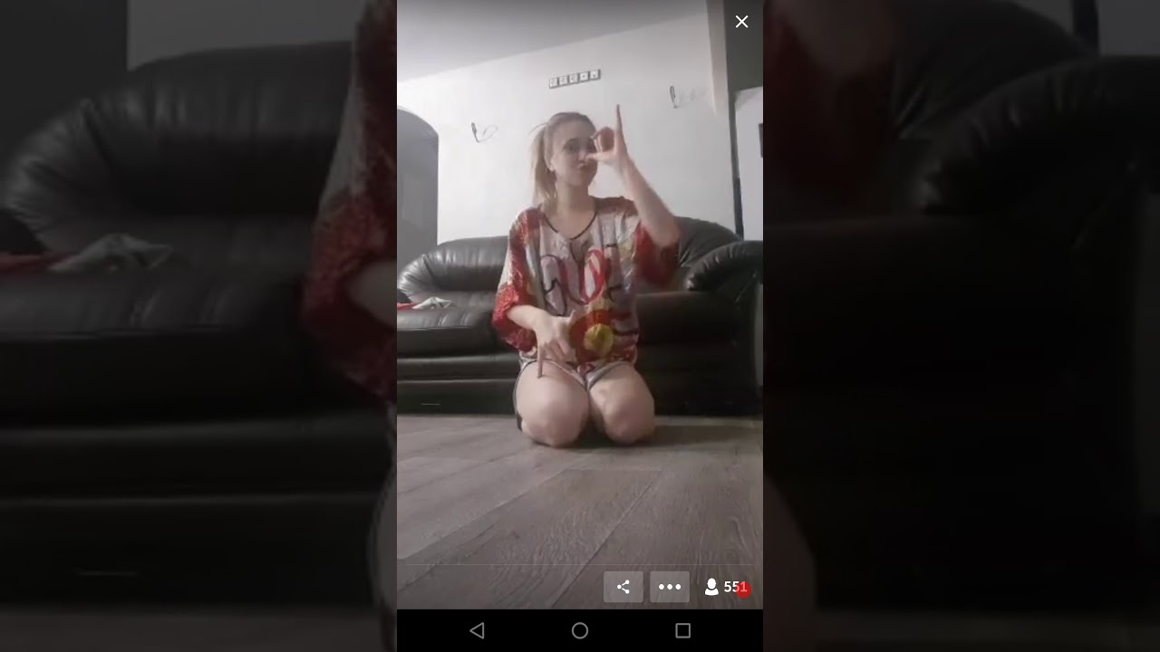Periscope girl
