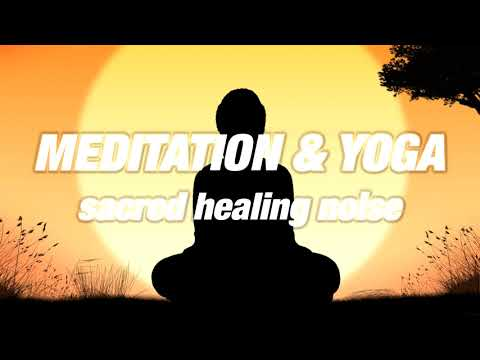 Meditation & Yoga Sacred Healing Noise for Stress Relief and Mind Therapy. Gentle Baby SLEEP