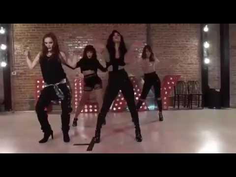 Nicole Scherzinger reunites with the Pussycat Dolls - Playground (Buttons)