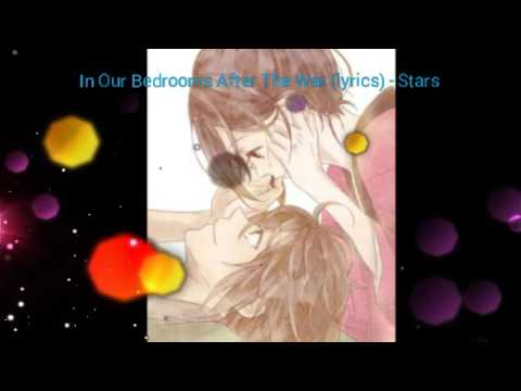 In Our Bedrooms After The War (lyrics) - Stars