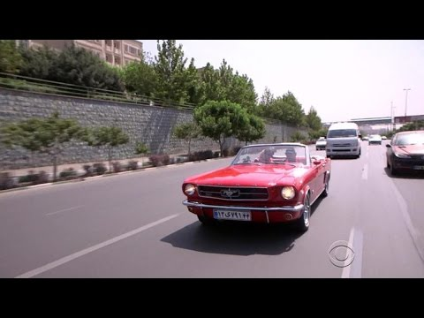 American car enthusiasts in Iran await deal