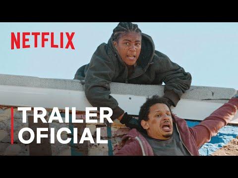 Bad Trip com Eric Andre, Lil Rel Howery e Tiffany Haddish | Trailer oficial | Netflix