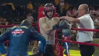 Чемпіонат світу з кікбоксингу ISKА-2018. Фінал