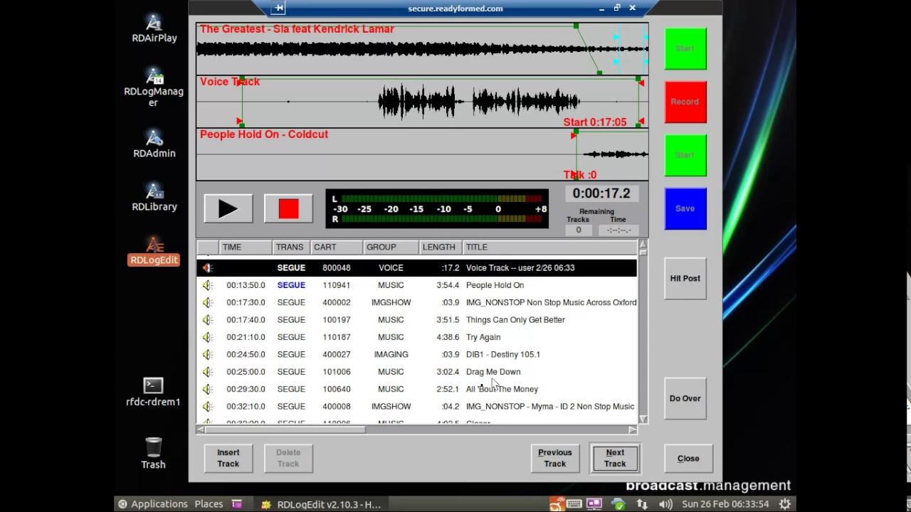 RadioTools Broadcast Radio Software and Hardware