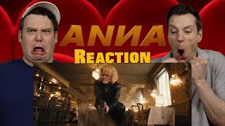 Anna - Trailer Reaction / Review / Rating