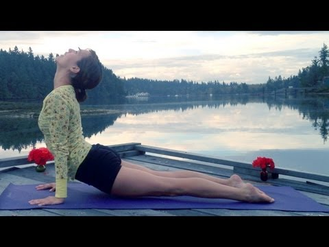 Travel Yoga - Morning Sequence