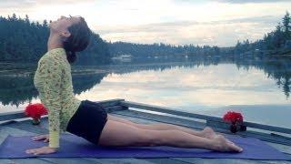 Video Travel Yoga - Morning Sequence download MP3, 3GP, MP4, WEBM, AVI, FLV Maret 2018
