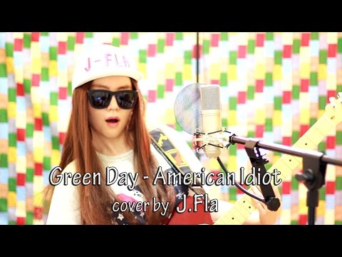 Green Day - American Idiot ( Komerican Version Cover By J.Fla )