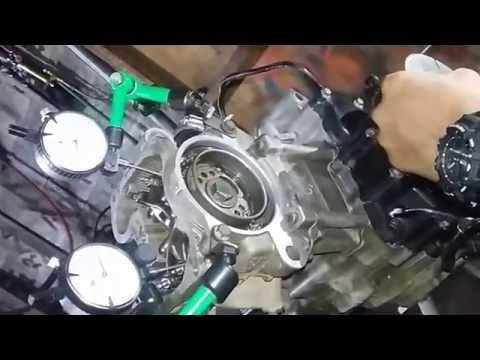 Cara dial camshaft motor
