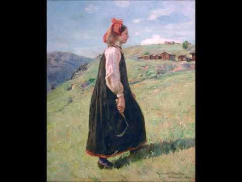 """""""Ringländer-Halling"""", Norwegian folk tune on mandolin"""