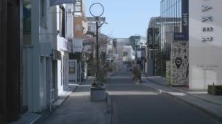 【4K30秒】静かなキャットストリート~渋谷区神宮前・朝の裏原宿