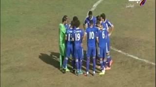 ملعب البلد - مباراة حرس الحدود & المنصورة 1-0