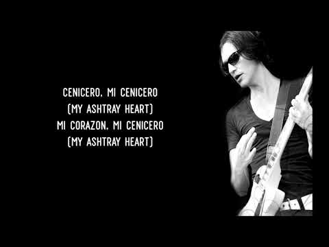 Placebo - Ashtray Heart (lyrics)