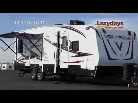 Dutchmen Voltage Series Travel Trailer For Sale In Tampa Florida