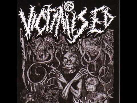 Victimised - A Crashcourse In Thrashcore Split LP [2005]