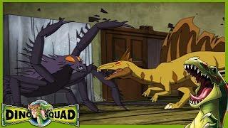 Dino Squad - Nunca juzgues a Un Dinosaurio Por Su Cubierta | HD Episodio Completo | Videos de Dinosaurios Para Niños