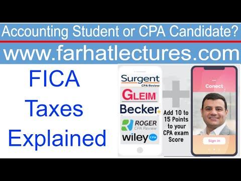 FICA Taxes Explained: