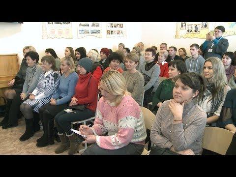 Телеканал АНТЕНА: ЗОШ №3 колегіум – інноваційна школа  Громадський звіт