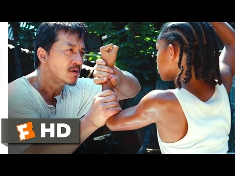 The Karate Kid (2010) Everything is Kung Fu Scene (4/10) | Movieclips
