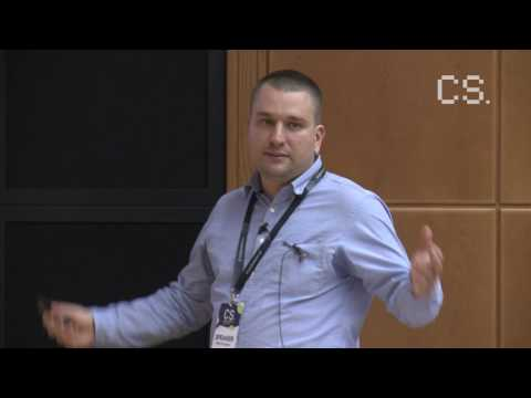 """Overview of data science"" by Milos Grubjesic, Coding Serbia Conference 2015"