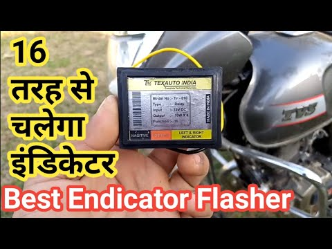 Best Indicator Flasher For All Bike Plug N Play Installation