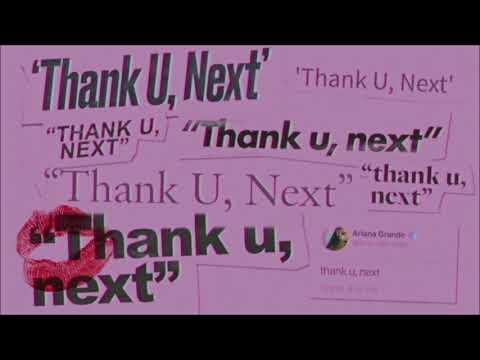 [8 BIT] Ariana Grande - thank u, next