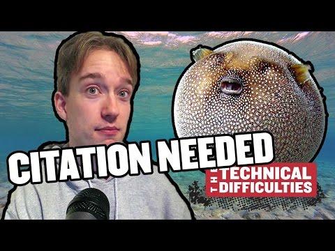Shanghai Fugu and Mucky Fat: Citation Needed 4x04