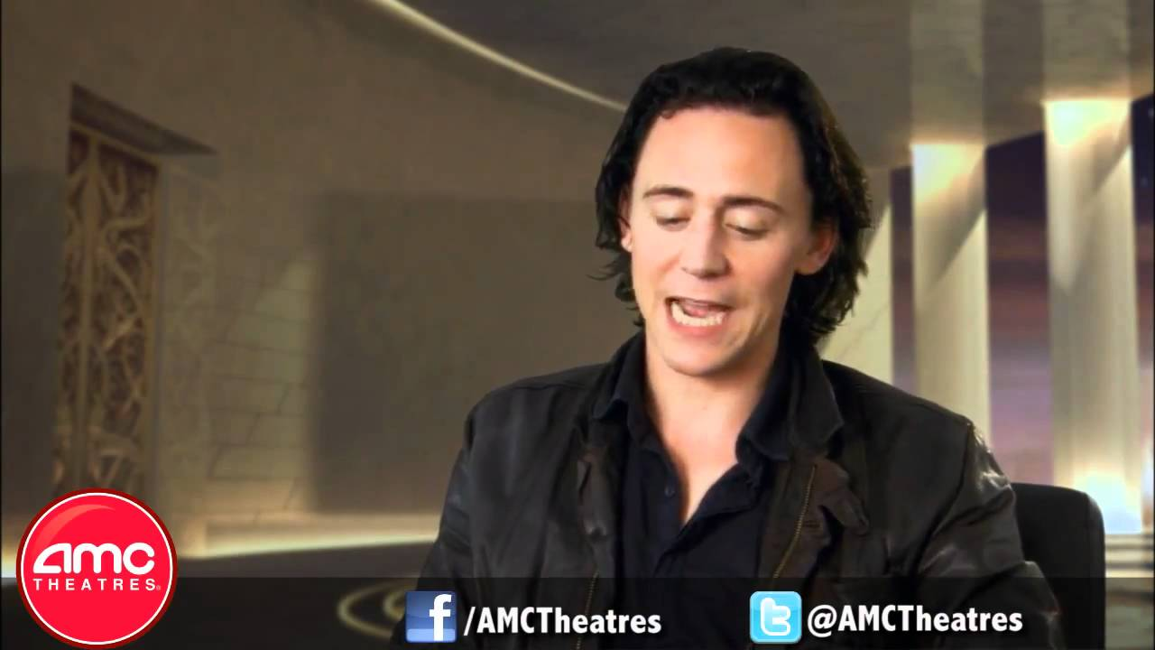 Tom Hiddleston Talks About Playing Loki in