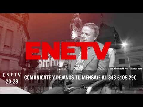 #ENETV todos los martes 20 hs