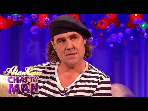 Micky Flanagan About Christmas Shopping! | Full Interview | Alan Carr: Chatty Man