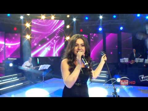 Mary Mnjoyan, I Am Changing - The Voice Of Armenia - Live Show 2 - Season 1