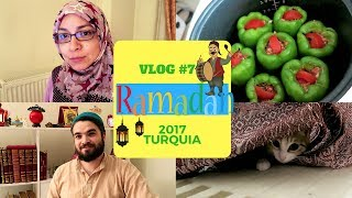 RECETA + Así Nos Despertamos + 9no Día De Ayuno 🌛 | Ramadan Vlog #7 | MEXICANA EN TURQUIA