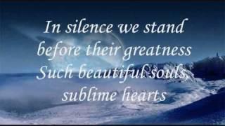 L'Ultima Neve Di Primavera (Franco Micalizzi) - Noble Souls (Tribute to Zuzanna)