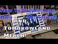 Make customized phones and Magic Bands