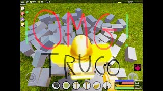 (TRUCO) HOW TO GET MORE STEEL MIX booga booga roblox/the memero