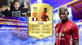 OMG! POGBA in TOTY PACK OPENING ⛔️😱 FIFA 17 5x WALKOUT PACKLUCK ULTIMATE TEAM !!